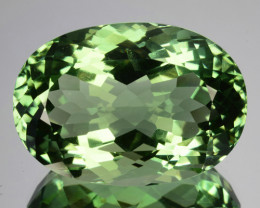 33.30 Cts EXQUISITE NATURAL RARE GREEN AMETHYST GEM