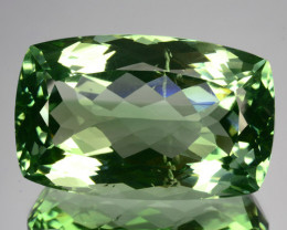 29.05 Cts EXQUISITE NATURAL RARE GREEN AMETHYST GEM