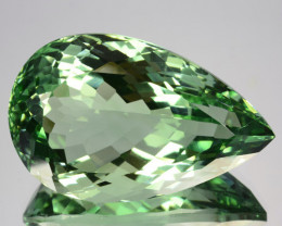 41.35 Cts EXQUISITE NATURAL RARE GREEN AMETHYST GEM