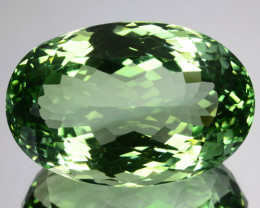 45.28 Cts EXQUISITE NATURAL RARE GREEN AMETHYST GEM