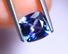 1.58cts Violet Blue D Block Tanzanite / RD297