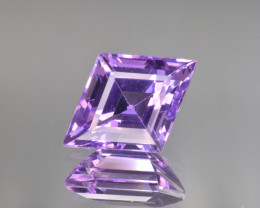 Natural Amethyst 4.26 Cts Fancy Cut, Top Quality Gemstone