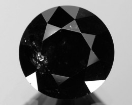 2.15 Cts Amazing Rare Fancy Black Color Natural Loose Diamonds
