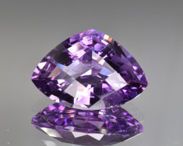 Natural Amethyst 12.49 Cts Fancy Cut, Top Quality Gemstone
