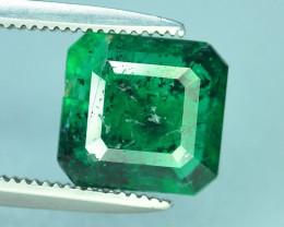 Top Color & Clarity 1.50 ct Emerald~Swat