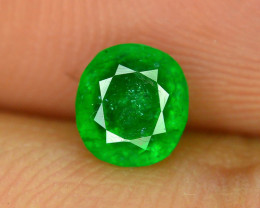 Top Color & Clarity 1.00 ct Emerald~Swat