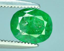 Top Color & Clarity 1.15 ct Emerald~Swat