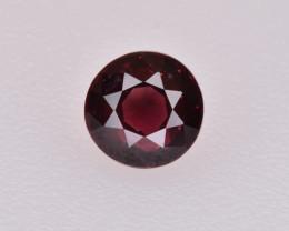 Natural Rhodolite Garnet 1.22 Cts