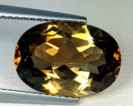 6.97 ct Top Quality Stunning Oval Cut Natural Champion Topaz