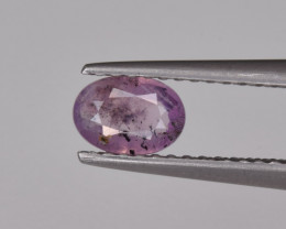 Natural Pink Sapphire 0.50 Cts from Afghanistan