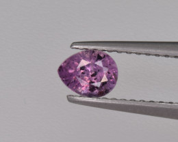 Natural Pink Sapphire 0.61 Cts from Afghanistan