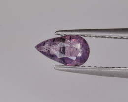 Natural Pink Sapphire 0.85 Cts from Afghanistan
