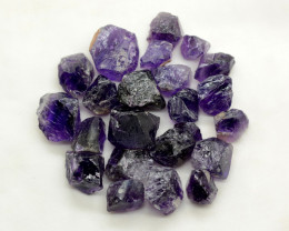 350 CT Rough Amethyst From Africa