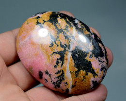 805 CT Amazing Polished Rhodonite Tumble From Pakistan