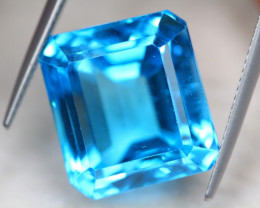 26.74ct Natural Blue Topaz Lot D286