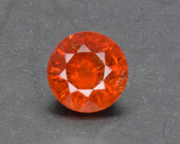 Natural Spessertite Garnet 0.62 Cts