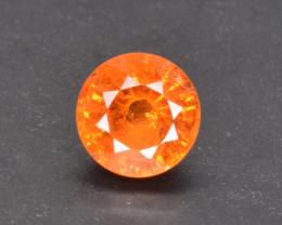 Natural Spessertite Garnet 0.63 Cts