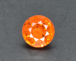 Natural Spessertite Garnet 0.74 Cts