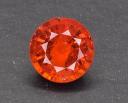 Natural Spessertite Garnet 0.78 Cts