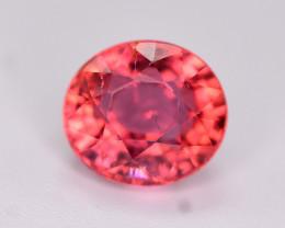 Incredible Quality 2.00 Ct Natural Pink Tourmaline. RH