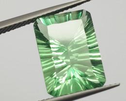 8.25 ct Mint Green Fluorite 14x10mm