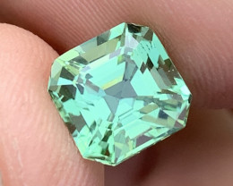 3.22 Carats Natural Color Tourmaline Gemstone From AFGHANISTAN