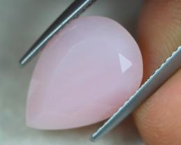 4.01ct Natural Peruvian Pink Opal Pear Cut Lot P212