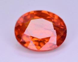 2.45 Ct Natural Orange Color Spessartite Garnet Gemstone