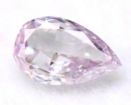 Pink Diamond 4.14mm Genuine Fancy Pink Diamond B2724
