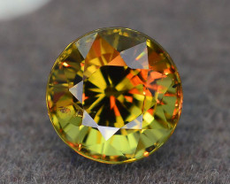 Rarest Garnet 1.13  ct Dramatic Full Color Change SKU-33