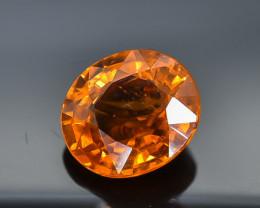 1.35 Crt Spessartite Garnet Faceted Gemstone (Rk-72)