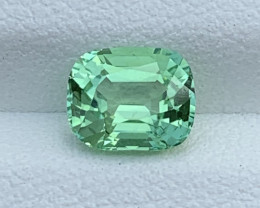 1.55 Carats Natural Color Tourmaline Gemstone From AFGHANISTAN
