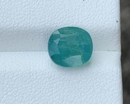 2.71 Carats Grandidierite Gemstones