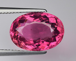 6.58 Ct Natural Tourmaline Top Quality Gemstone. FTM 03