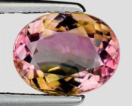 1.97 Ct Natural Tourmaline Top Quality Gemstone. FTM 18