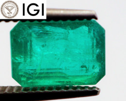 IGI ANTWERP! INTENSE GREEN! 2.84 CT Emerald (Ethiopia) | Oil | $7,000