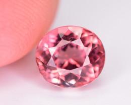 Incredible Quality 1.65 Ct Natural Pink Tourmaline. RH