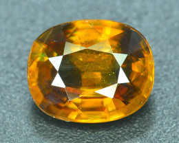 Rare AAA Fire 1.90 ct Sphene