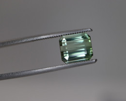 #238 2.70CT GREEN COLOR  UNTREATED EYE CLEAN
