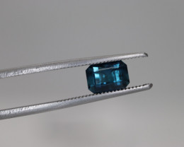 #250 1.45CT INDICOLITE COLOR  UNTREATED EYE CLEAN
