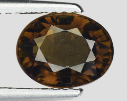 1.68 Ct Natural Tourmaline Top Quality Gemstone. FTM 23