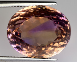 22.49 Ct Natural Ametrine Top Quality Gemstone. AM 59