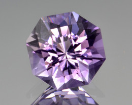 Natural Amethyst 3.32  Cts Top Clean Gemstone