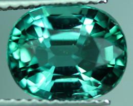 3.66 CT Certified AAA Grade Indicolite Tourmaline - PR606