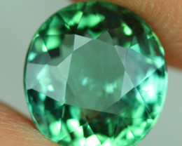 2.60 CT CERTIFIED  Copper Bearing Mozambique Paraiba Tourmaline-PR615