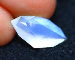 Moonstone 2.13Ct Top AAA Sri Lanka Rainbow Blue Moonstone E2920