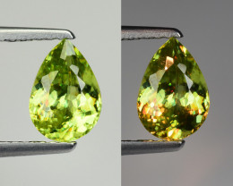 1.12 CT SPHENE WITH DRAMATIC FIRE GEMSTONE SP4