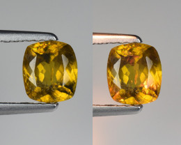 0.92 CT SPHENE WITH DRAMATIC FIRE GEMSTONE SP5