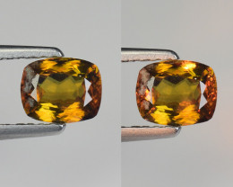 0.83 CT SPHENE WITH DRAMATIC FIRE GEMSTONE SP15