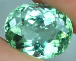 4.32 CT CERTIFIED  Copper Bearing Mozambique Paraiba Tourmaline-PR624